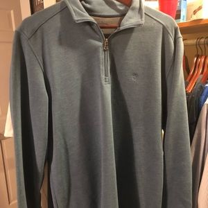 Light Blue Izod Pullover (Medium)
